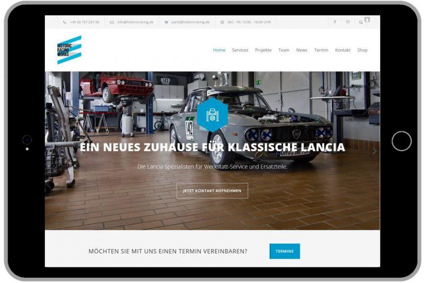 NEU: WEBSITE